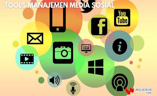 Tools Manajemen Media Sosial