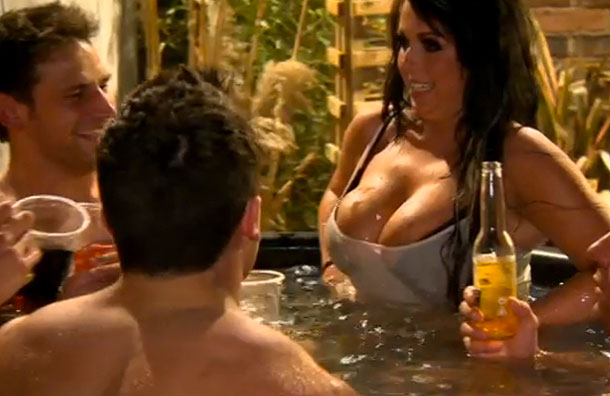 Euro Trip Boobs Scene Hottub 5
