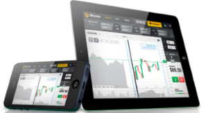 Trading platform of the broker
