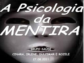 A Psicologia da Mentira pdf