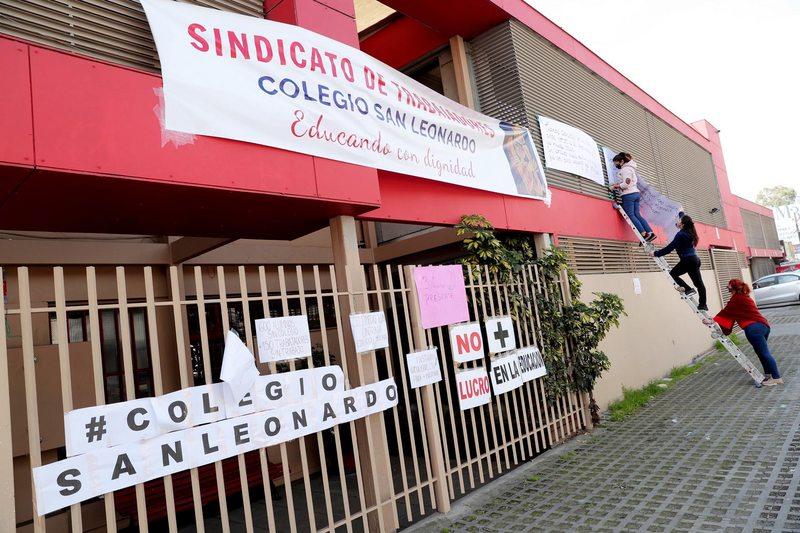 colegio particular San Leonardo de Maipú