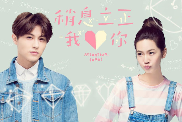 Download Drama Taiwan Attention, Love! Batch Subtitle Indonesia