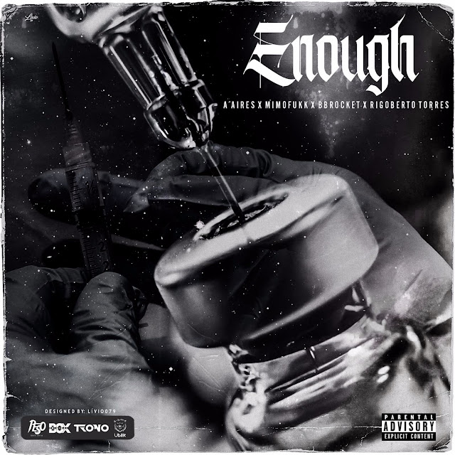 A'Aires feat. MimoFukk & BBrocket, Rigoberto Torres - Enough
