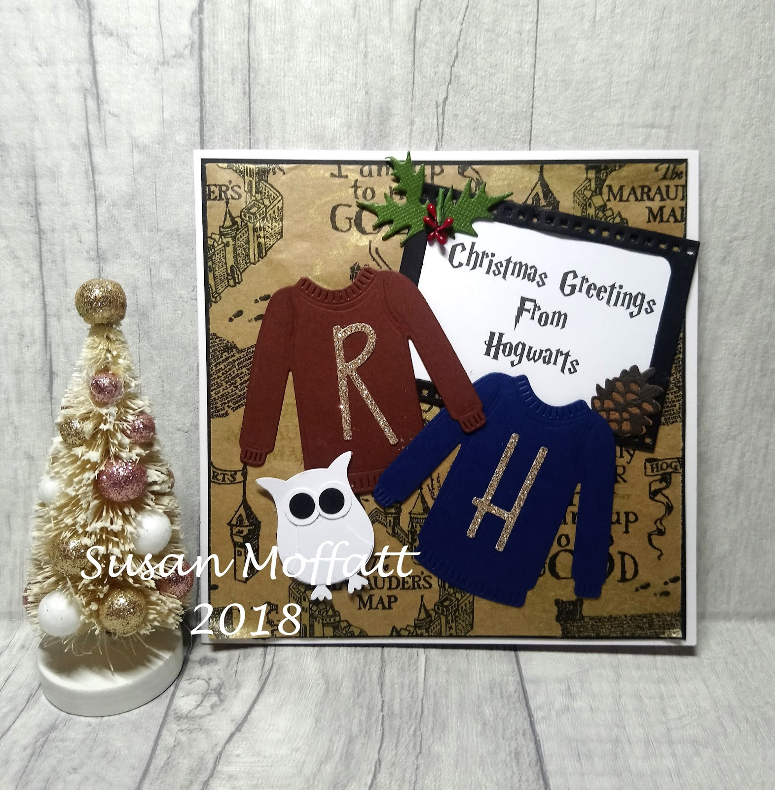 Mix\'s Meanderings: Christmas at Sweet Stampin\' Challenge