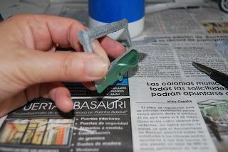 Como modificar un tirador de fichero