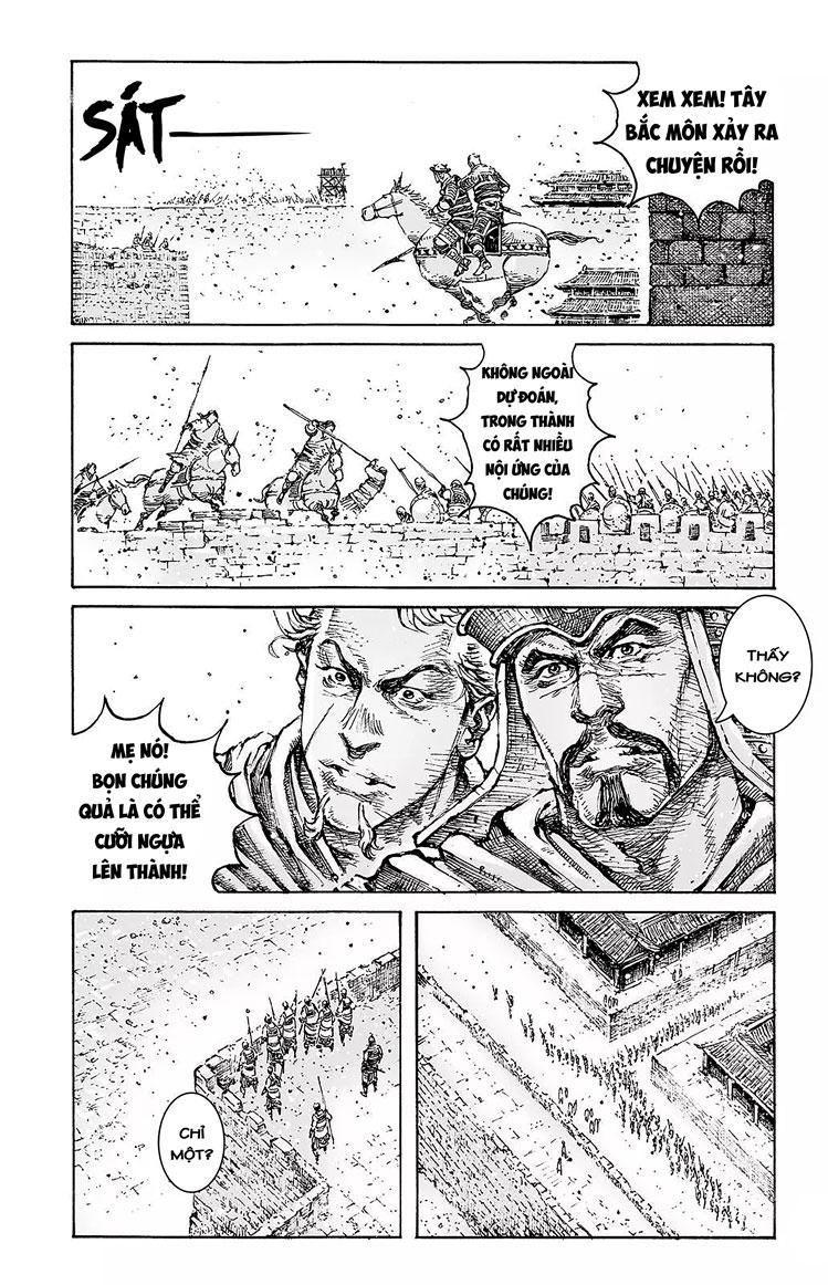Hỏa phụng liêu nguyên Chương 550: Lương Châu truyền thuyết trang 13