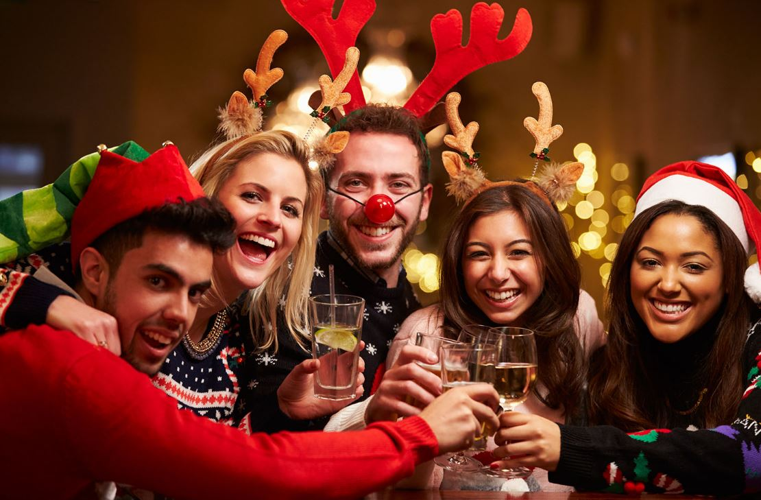 Creative Office Christmas Party Ideas