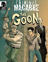 Criminal Macabre/The Goon: When Freaks Collide