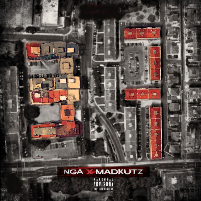 Nga & Madkutz - 37 Tijolos (Álbum) [Download]