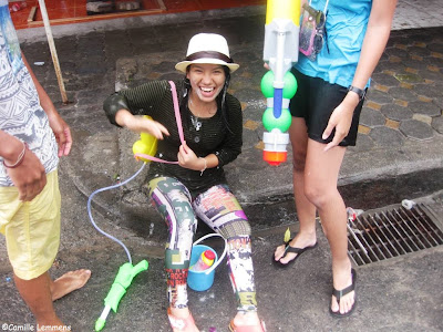 Songkran break
