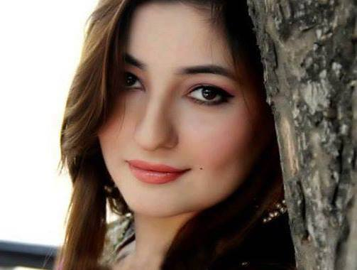 Gul Panra beautiful Pashto actress