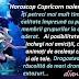 Horoscop Capricorn noiembrie 2020