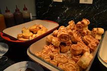 Carmelalala. Travel Tuesdays Breakfast Buffet