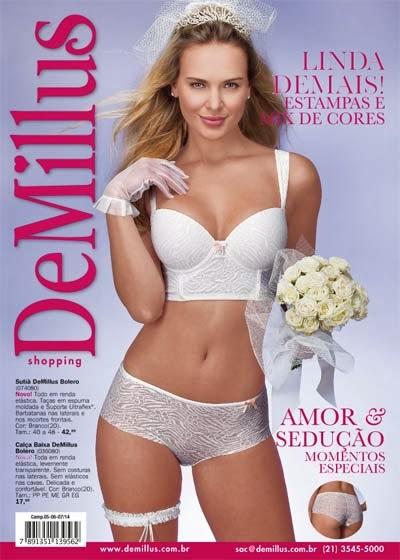 8f19b5658 ... Campanhas 5-6-7 14. Já está disponível a nova revista digital DeMillus