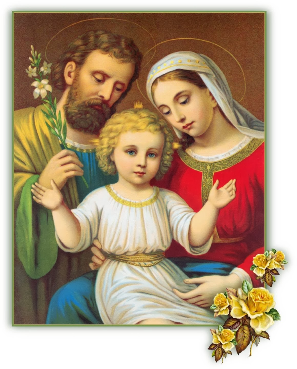 Feast Of The Holy Family D 237 A De La Sagrada Familia