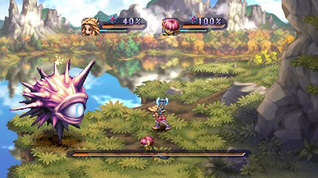 Legend of Mana Remastered - Jefe Final