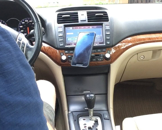 Product Reviews - New Products - Tips: iOttie iTap Car Mount