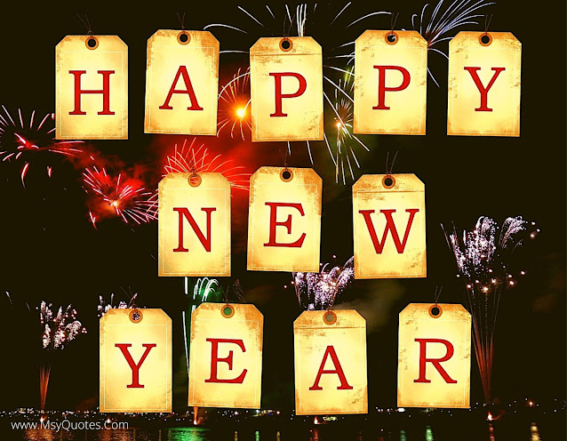 Happy New Year Dost