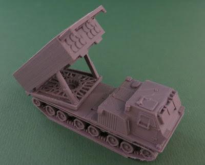 NATO M270 MLRS picture 5