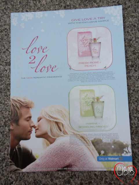 LOVE 2 LOVE Fragrance