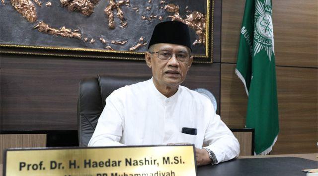Jokowi Tolak Permintaan NU dan Muhammadiyah, Begini Reaksi Prof Haedar Nashir