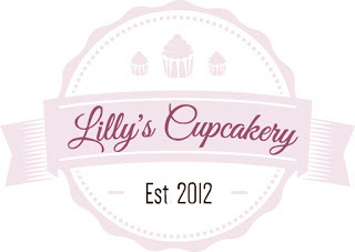 Logo von Lilly Kürtens YouTube Kanal Lilly's Cupcakery.