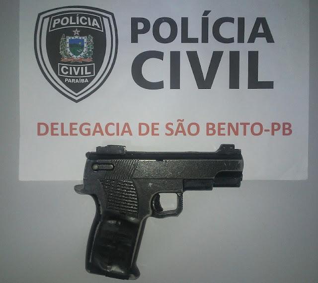 Polícia Civil apreende adolescente responsável por roubo a posto de combustível em São Bento