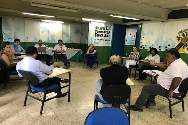 Obras de acessibilidade são executadas em escolas municipais de Valparaíso