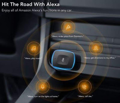 alexa echo for car