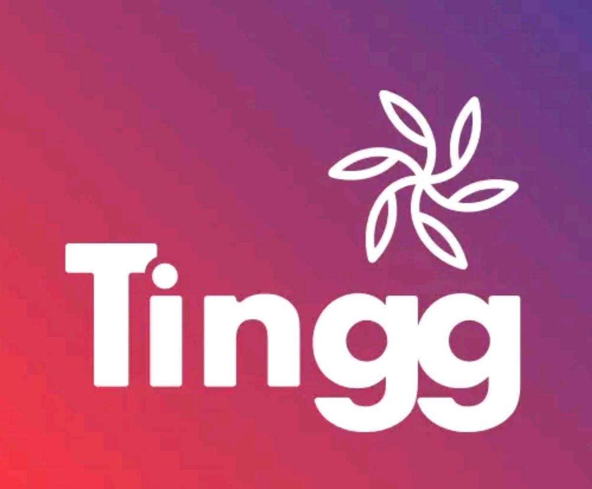 Tingg app