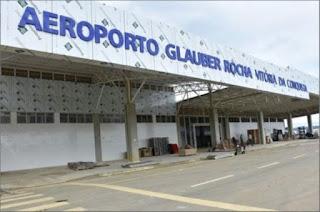 Aeroporto de Vitória da Conquista