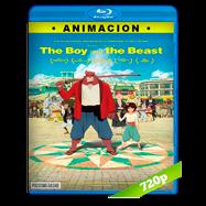 Bakemono no Ko (El niño y la bestia) (2015) BRRip 720p Audio Trial Latino-Japones-Ingles