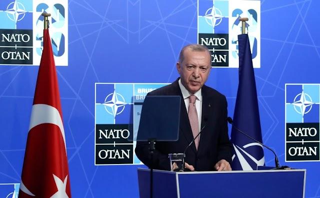 Ερντογάν: Συμμερίζομαι την άποψη του κ. Μητσοτάκη για την αποφυγή εντάσεων