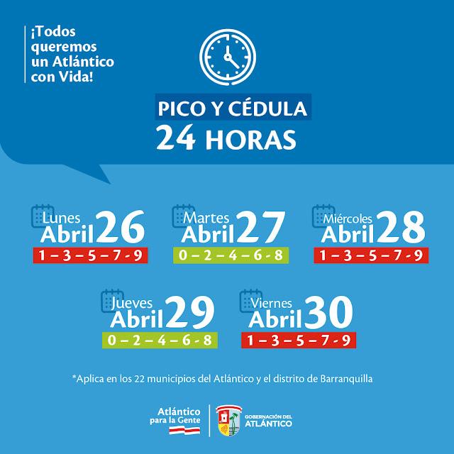 Medidas de toque de queda, cierre de playas, ley seca se mantienen hasta el próximo 30 de abril