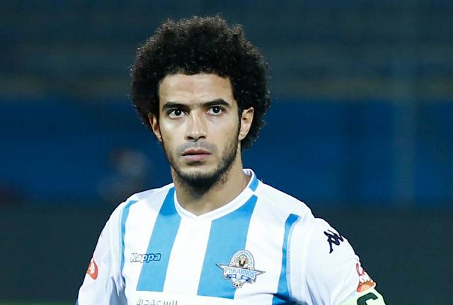 عمر جابر لاعب بيراميدز يقترب من العودة لصفوف الزمالك