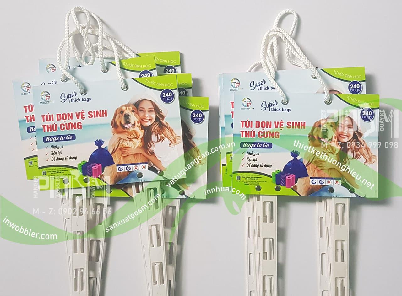 hanger dây nhựa treo sản phẩm