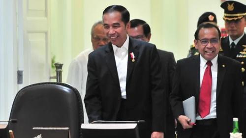 Soal Jokowi Sudah Baca Postingan King of Lip Service, Istana: Presiden Seperti…