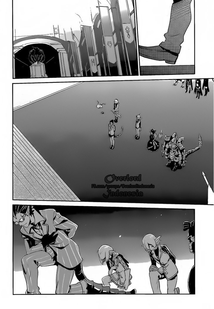 Overlord chapter 22 Bahasa Indonesia