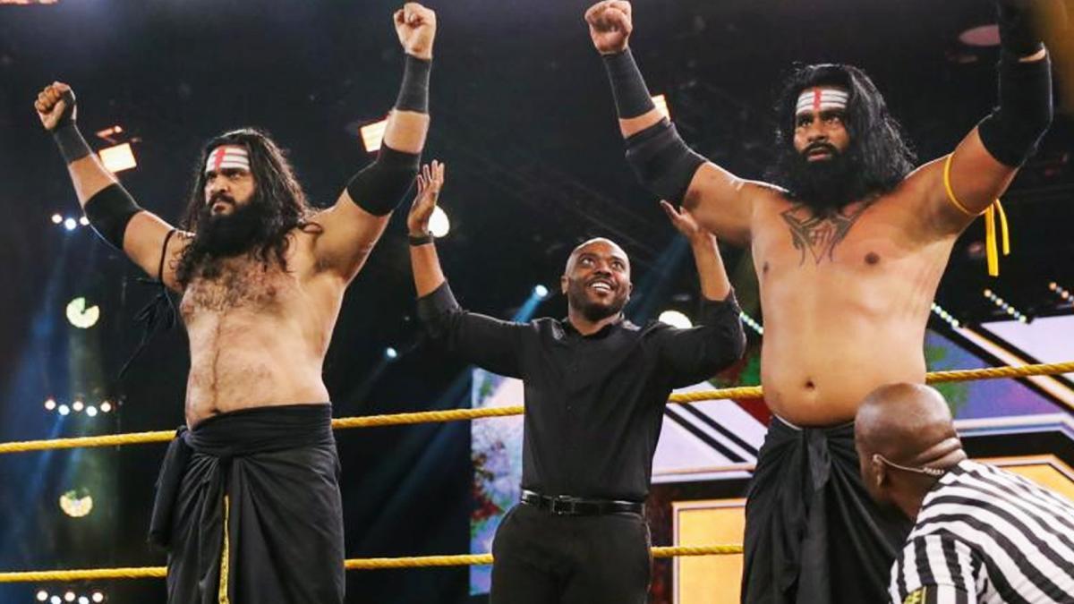 Riddle quer que os Indus Sher subam para o main roster da WWE
