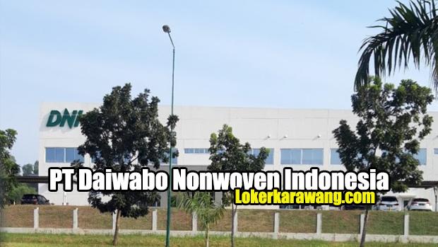 PT Daiwabo Nonwoven Indonesia