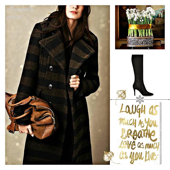 Fashion Friday Coats & Boots