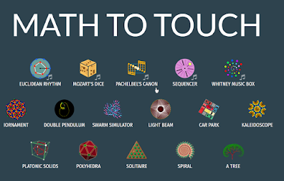MATH TO TOUCH
