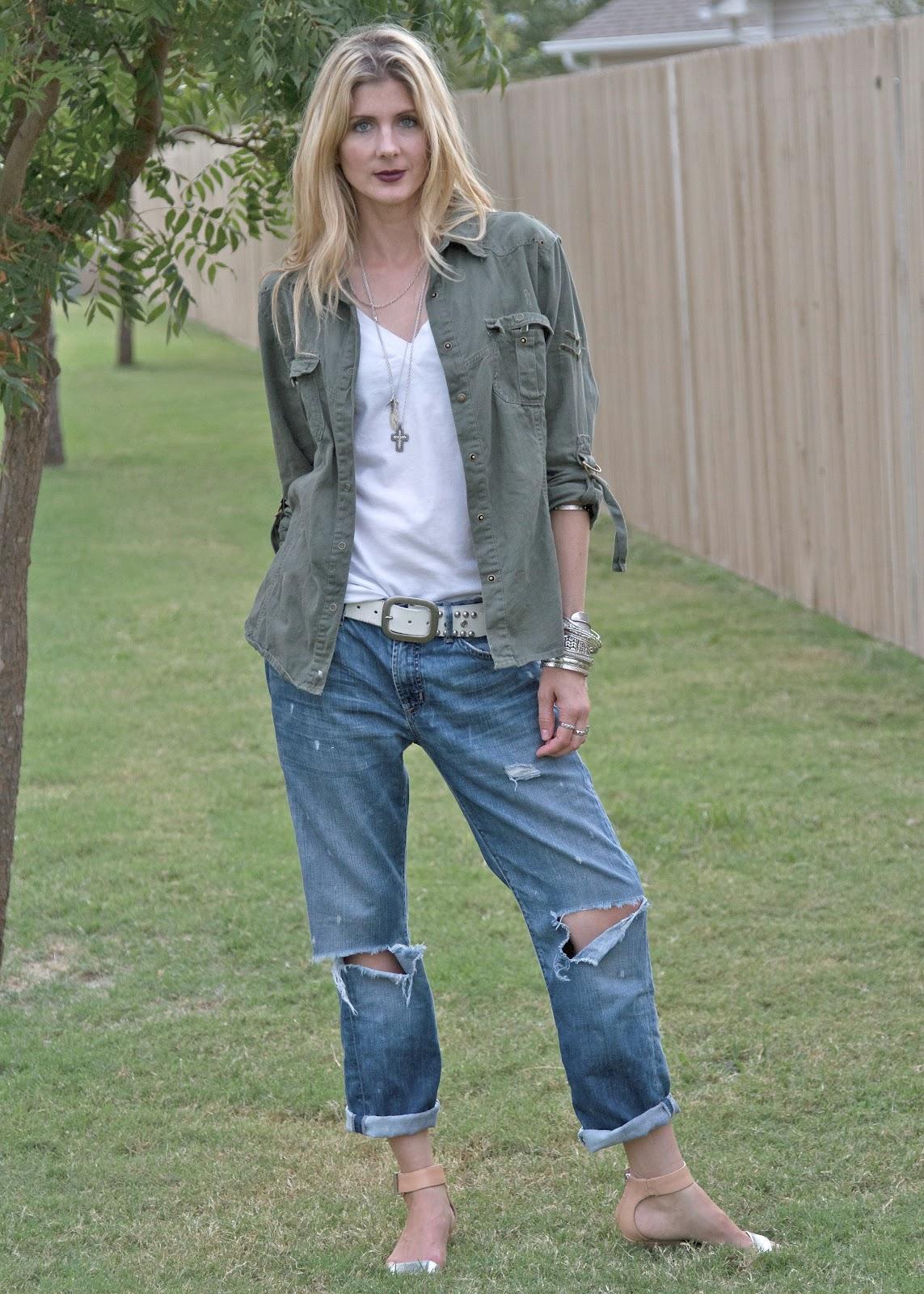 81c8f831c8f What Jacket To Wear With Boyfriend Jeans