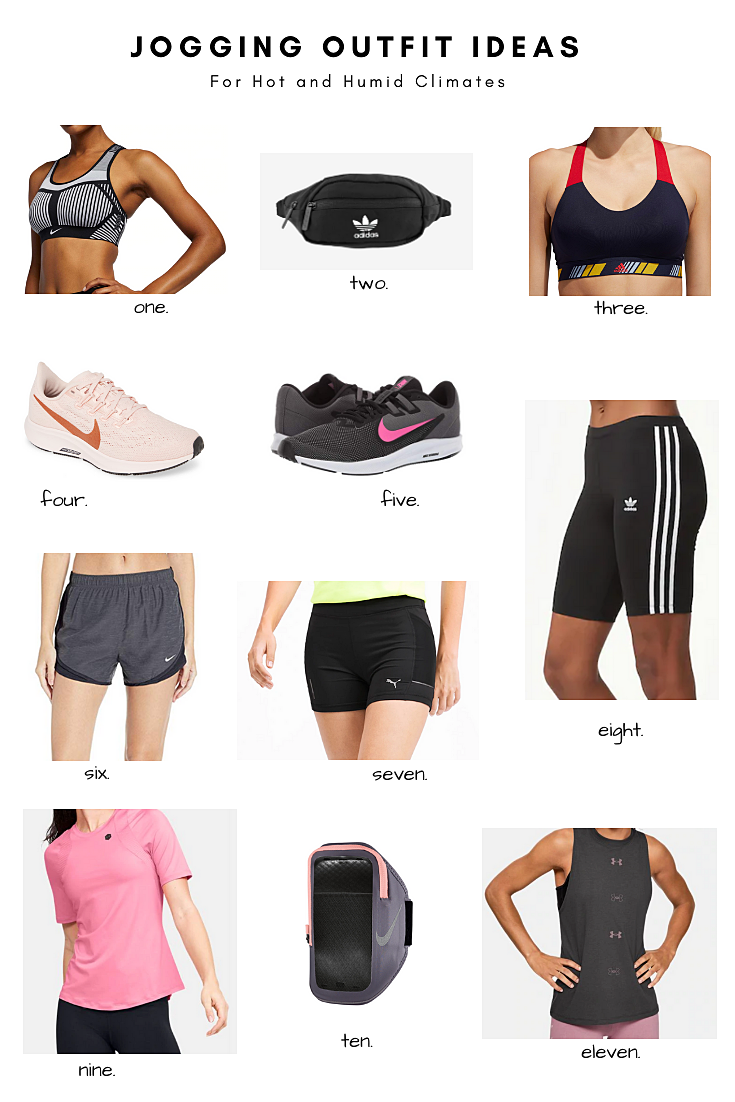 jogging outfit ideas