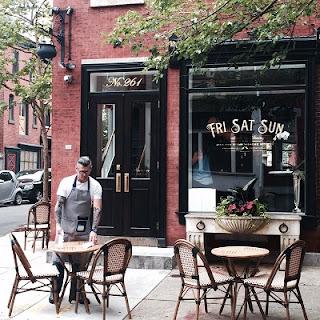 Rittenhouse Square Restaurant Interview