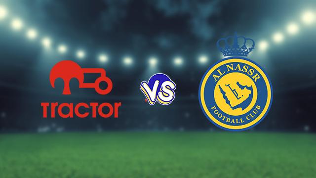 مشاهدة مباراة النصر ضد تركتور سازي تبريز 14-09-2021 بث مباشر في دوري أبطال آسيا