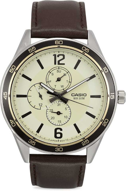 Casio A1533 Enticer Men's Analog Watch
