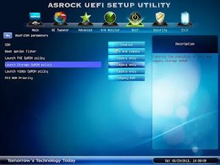 Pengertian UEFI dan Legacy BIOS