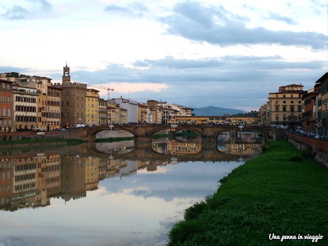 Itinerario Oltrarno Firenze