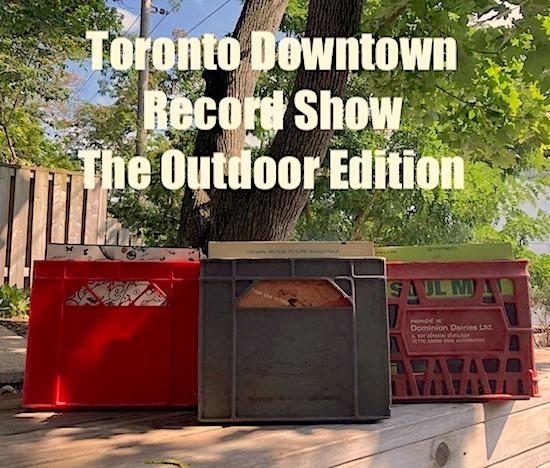 Toronto Downtown Record Show, Sunday